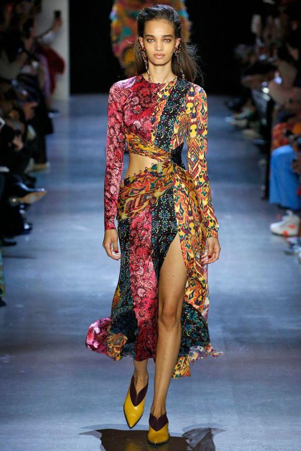Dresses 2020 spring summer print
