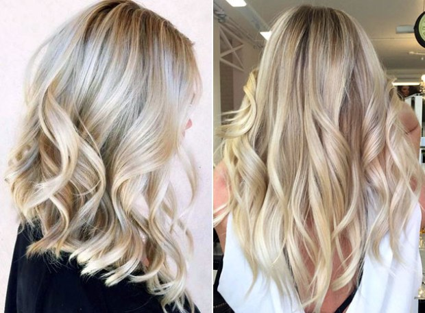 Balayage ideas 2020