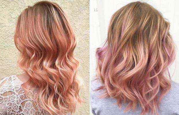 Medium length hair dye 2020