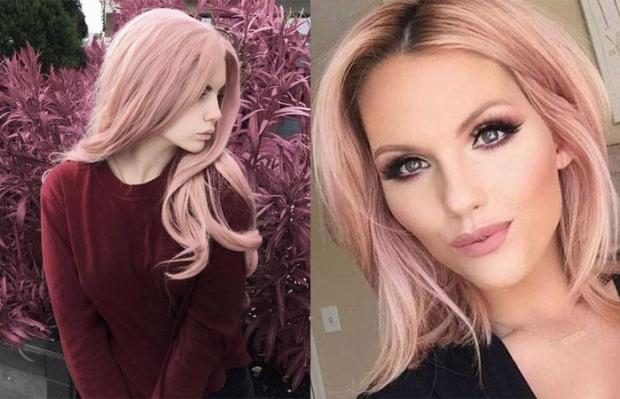 Hair colors 2020 strawberry blonde
