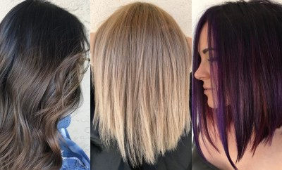 Best hair color trends 2019