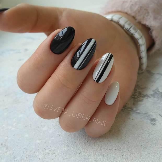 Almond nail designs 2020