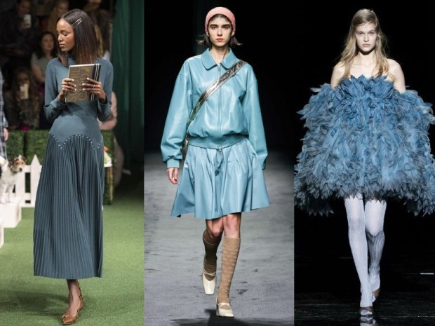 Winter 2021 fashion colors