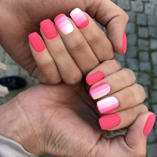 New manicure ideas 2020 ombre