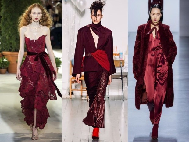 What are the color trends in fall 2020