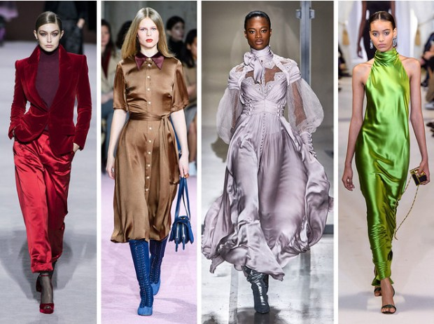 New York fashion trends fall winter 2020 2021