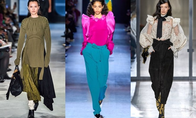 New York Fashion Week Fall-Winter 2020-2021