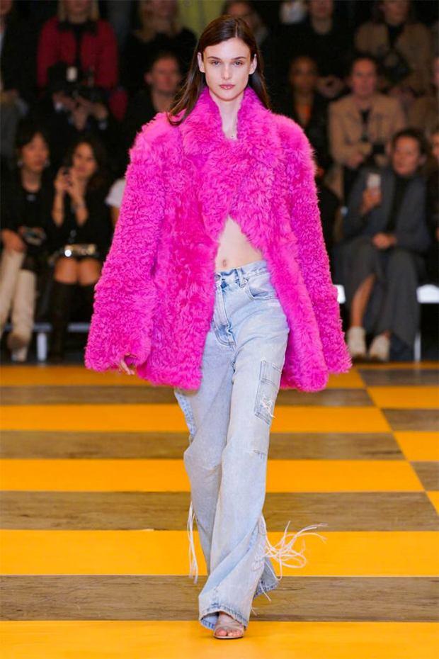 Women flared jeans fall winter 2020 2021