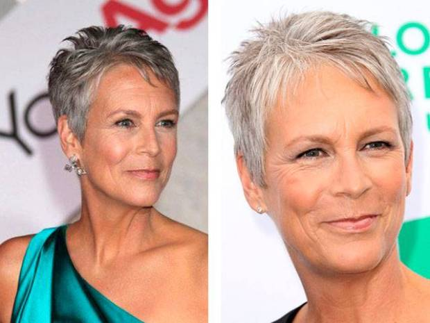 What haircuts is suitable for women over 50's