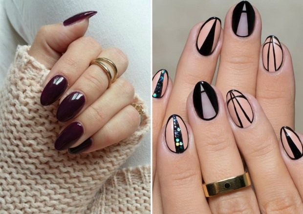 Are almond shaped nails in style