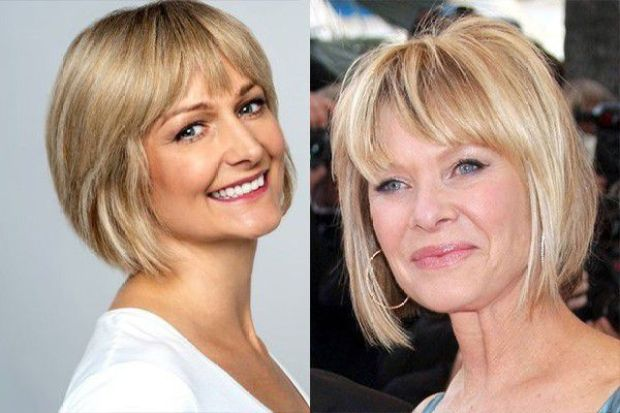 Haircuts for ladies over 50