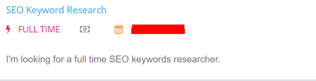 SEO keyword research 2