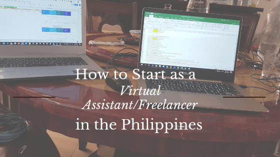 How to Start as a Virtual assistant