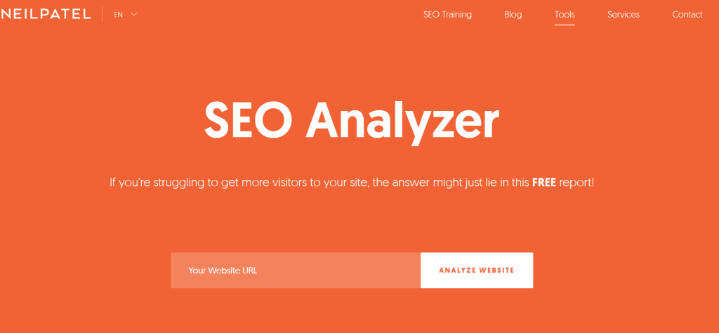 SEO ANalyzer