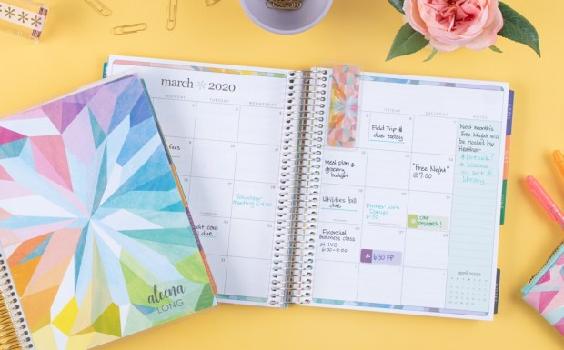 How to get it together? Try Erin Condren Planners