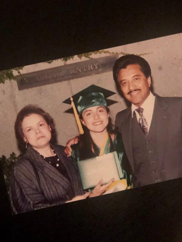 high school graduation then college