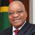 Jacob Zuma's Show Of Unity