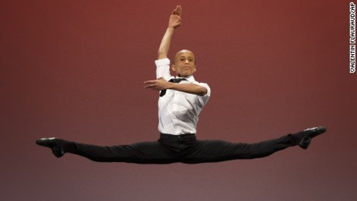 South Africa's Billy Elliot