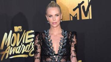 Charlize Theron at an event