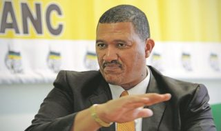 fransman and mantashe