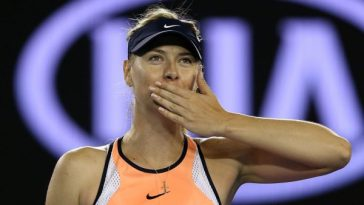 Sharapova Begins Smooth Road Preparation After Ban