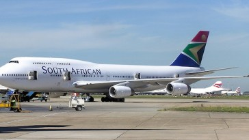 SAA And Hawaiian Airlines Strike Deal