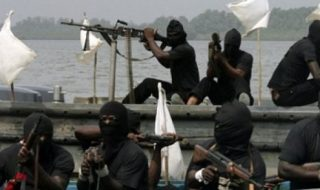 Pirates kills two Nigeria's