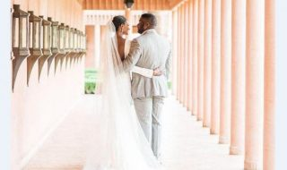 agbani darego wedding