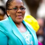 Dipuo Peters Resigns