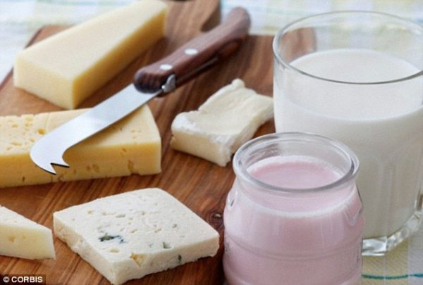 To Lose Weight, Start With Dairy Swaps