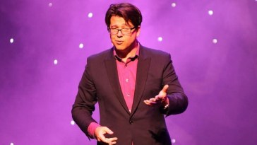 Britain's biggest comedian Michael McIntyre