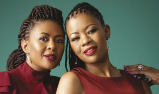 Basetsana And Johanna Give Us Serious Sibling Envy