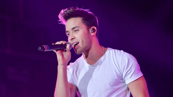 Latin pop star Prince Royce