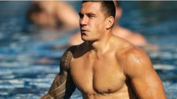 pics of rugby star Sonny Bill Williams