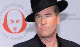 Hollywood star Val Kilmer 57