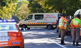 South Africa's Shocking Road Death