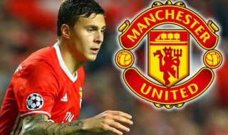 United's First Summer Signing Is Defender Victor Lindelof