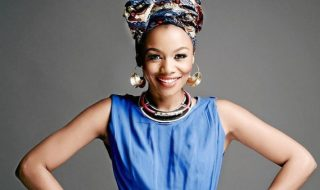 Bonang Bags A New Deal