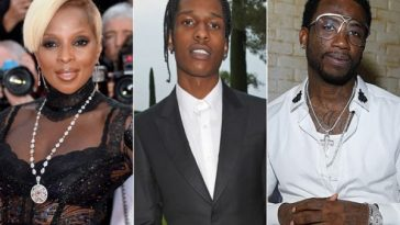 Mary j Blige, Gucci Mane, French Montana To Perform At Bet Awards 2017