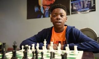 12-year old boy To Become The First-Ever Chess Champion
