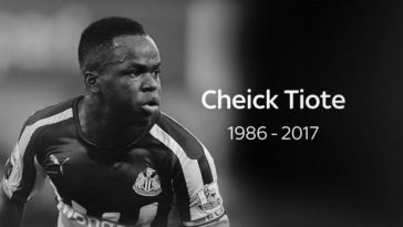 Cheick Tiote Dies During Training