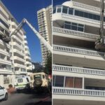 Sea Point apartment, Fire OutBreak