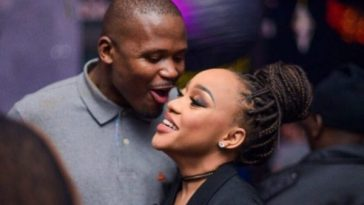 Thando engaged
