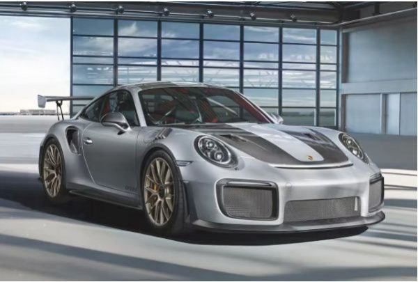 Porsche unveils the most powerful street-legal 911