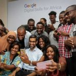 googles gift to africa on his first visit