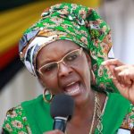 Grace-Mugabe gets diplomatic humanity