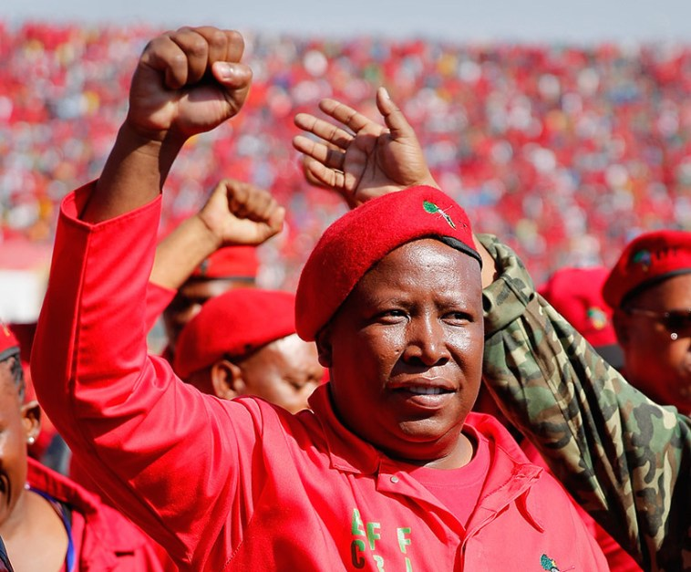 University Of South Africa To Confer BA Honors Degree In Philosophy To EFF Leader Julius Malema