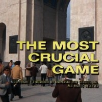 "Columbo - ""The Most Crucial Game"""