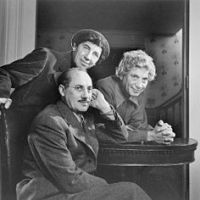 Chico, Harpo & Groucho - last TV appearance together