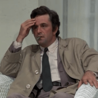 Enter #COLUMBO to the Classic TV Detectives Blogathon
